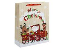 Jumbo Christmas Present Bags - Large Gift Bags with Handles