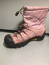 keen womens snow boots keen warm  size 9.5!
