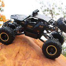 RC Car 4WD 2.4GHz climbing Car 4x4 Double Motors Bigfoot Car Remote Control Toy
