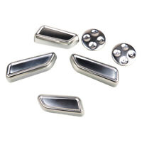 Button interior Car Seat Buttons Decorative Cover for Tesla Model 3 -G