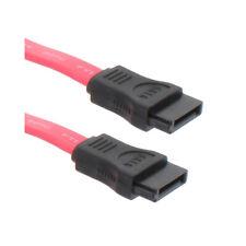Serielles SATA Datenkabel / ohne Metallclip / Länge: 40 cm