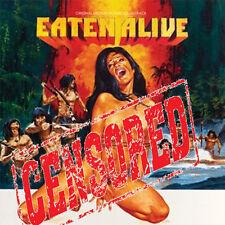 Roberto Donati - Eaten Alive OST LP Stella Records Umberto Lenzi