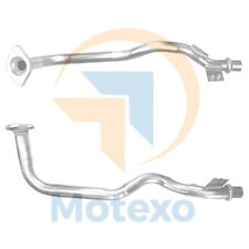 Front Pipe TOYOTA COROLLA 1.3i 16v (EE111 series; 4EFE) 4/97-2/00