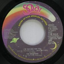 Modern Soul Promo 45 The Whispers - i ' M ONE para TÍ / ' For You On