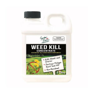 Garden Basics 1L Concentrate Weed Kill