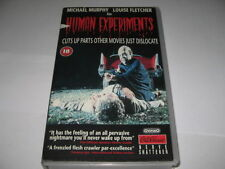 Deleted Title Horror Cult Gore VHS Films