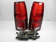 Tail Brake Lights & Bulbs 1988-1998 Chevy SILVERADO C1500 GMC SIERRA K1500 K2500