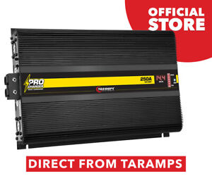 Taramps Pro Charger 250A Power Supply 250 Amperes BUY DIRECT FROM TARAMPS