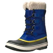 New Womens Sorel Winter Carnival Waterproof Boots Aviation Rated to -32°C SZ 6