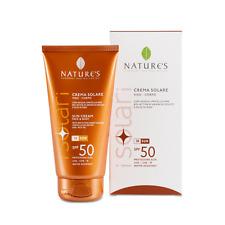 NATURE'S - crema solare spf 50 protezione alta - 150 mL