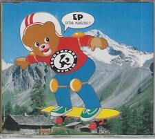 Teddy Bears CD EP extra pleasure (comme neuf)