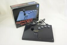 FIGHTING STICK NEO II Ref/1307 NEO GEO Controller Boxed Tested HORI