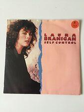 LAURA BRANIGAN - 1984 Vinyl 45rpm Single - SEKF CONTROL
