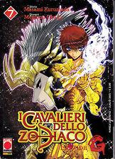 I CAVALIERI DELLO ZODIACO Episode G n° 7 - ed. Planet Manga