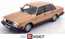 1:18 Minichamps Volvo 240 Gl 1986 golden metallic