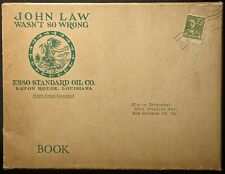 1952 John Law Wasn't So Wrong - Esso Standard Oil Co., Baton Rouge, Louisiana