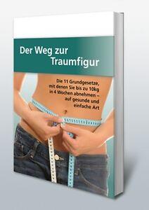 """""""Der Weg zur Traumfigur"""" Hörbuch (mp3)   Abnehmen   Diät   Gewicht verlieren"""