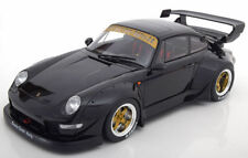 GT Spirit Porsche 911 (993) RWB Black ZM115 LE 300pcs 1:12 LARGE CAR*New Item*