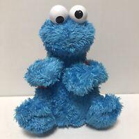 Sesame Street Count 'N' Crunch Cookie Monster vintage talking toy Hasbro 2010