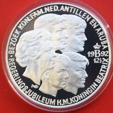 Netherlands-Niederlande: 25 ECU 1992 Silber Proof Coin, #F1845, rare