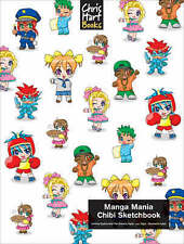 NEW Manga Mania™: Chibi Sketchbook by Christopher Hart