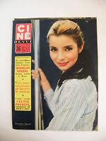 Ciné Revue N°47 Novembre 1956 Jacqueline Sassard Elvis Presley