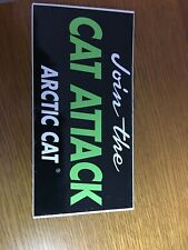 Arctic Cat Decals for your Truck Bidding on a PAIR!!!! Sticker High Quality!!