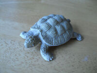 "Vintage 1930s Celluloid  Turtle Animal Figurine 3 1/2"" Wide"