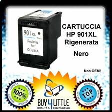 Cartuccia Rigenerata per HP 901 Nero Officejet J4524 J4535 J4580 J4624 J4660
