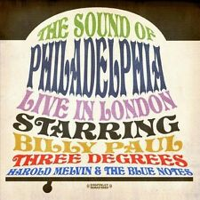 Various Artists, The - Sound of Philadelphia (Live in London) [New CD]