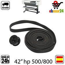 """42"""" Recambio de Correa 42 compatible Plotter A0 HP 500 800 ploter carro"""" *Envío"""