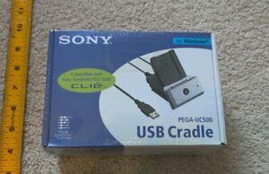 Sony USB Cradle Pega-Uc500 for Sony Clie Peg-S300 BRAND NEW!