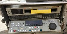 PLAYER / RECORDER SONY DNW-A75 P PLAYER DIGITAL BETACAM SX  BROADCAST
