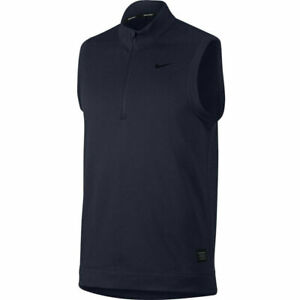 NIKE Men's Therma Repel Golf Vest AQ0816 451 Navy Blue Warm Vest Golf TW S M L