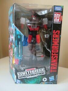 Transformers War for Cybertron - Earthrise - BLUESTREAK - New/Sealed L