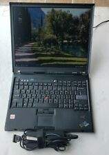 LENOVO Thinkpad T60  Intel Core Duo 1.83GHz 3GB RAM 160GB HDD WIFI LINUX MINT