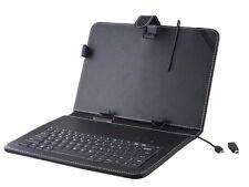 """Tasche mit Tastatur für 10 Zoll Tablet Galaxy Tab 3 4 10.1 Keyboard 10"""" Medion"""