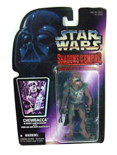 Star Wars Shadows Of The Empire Figure Chewbacca Bounty Hunter Disguise 1996 NEW
