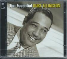Duke Ellington - The Essential [Best Of / Greatest Hits] 2CD NEW/SEALED