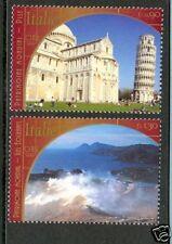 2002 UNESCO ONU GINEVRA  EM. CONGIUNTA  LA SERIE