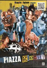 PIAZZA GIOCHI LUCA WARD DVD VERSIONE NOLEGGIO