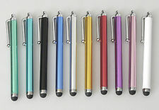 PRL) LOT 10 PCS CAPACITIVE TOUCH SCREEN PEN STYLUS PENNE iPAD TABLET SMARTPHONE