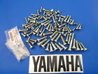Yamaha R5 350 DS7 250 DT1 enduro replated oem bolts fasteners