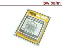 Woodland Scenic H0 D220 Bausatz Daniels Outfitters / Waffengeschäft Neu B-WARE
