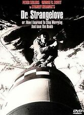 NEW - Dr. Strangelove: Or, How I Learned to Stop Worrying and Love the Bomb