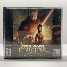 Star Wars: Knights of the Old Republic Collection (PC, 2012) SHIPS NEXT DAY!
