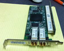 HP AE369A 418936-001 Dual Channel 4Gb PCI-X 2.0 HBA w/Riser Card - FREE SHIP!