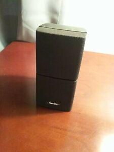 Bose Acoustimass 10,15/Lifestyle 28, 38, V25, 525 Double Cube Speaker Black