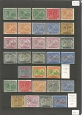 Cats Used British Colony & Territory Stamps