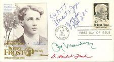 Novelist Mary Higgins Clark Autograph